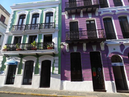 Puerto Rico, San Juan, Altstadt
