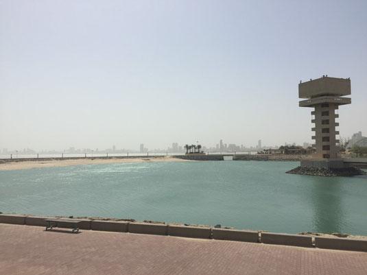 Kuwait, Green Island, Reisebericht, Reiseblog, Sehenswürdigkeiten, Attraktion,