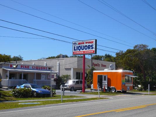 Florida, Liquor Store, Schnapsladen Geschäft, Alkohol, Key West
