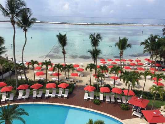 Dom Rep, Dominikanische Republik, Strand, Resort, All inclusive, Urlaub, Boca Chica