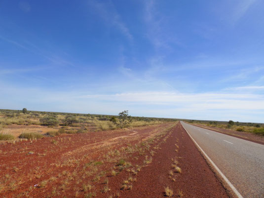 Australien, Northern Territory, Stuart Highway