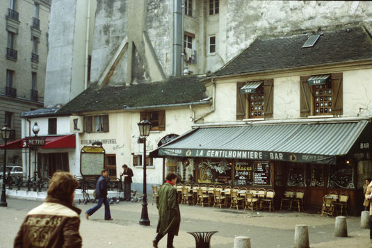 Frankreich, Paris, Quartier Latin
