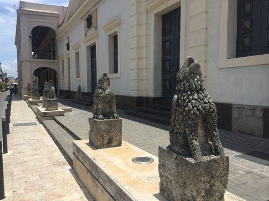 Dom Rep, Dominikanische Republik, Santo Domingo, Zona Colonial, Altstadt, Zentrum, Museo de la Catedral