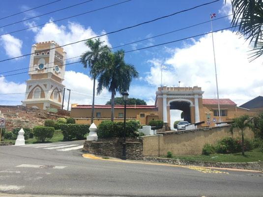 Fortaleza San Luis, Dom Rep, Santiago, Altstadt,  Dom Rep, Dominikanische Republik, Santiago, Zentrum,