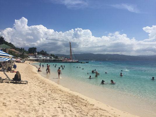 Jamaika, Jamaica, Montego Bay, Strand, Doctor Cave Beach