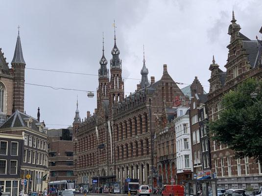 Niederlande, Holland, Amsterdam, Zentrum, Einkaufszentrum, Magna Plaza, neue Kirche