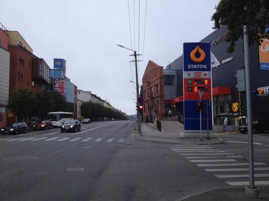 Zentrum von Pärnu, Estland