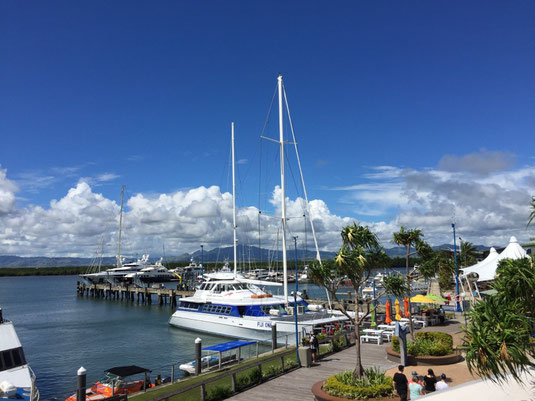 Denerau, Hafen von Nadi