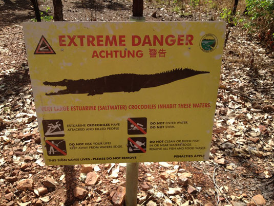 Australien, Northern Territory, Kakadu National Park, Gunlom Falls, Wasserfall