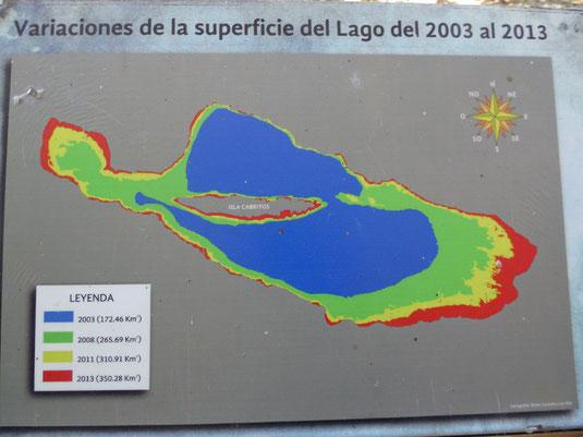Dom Rep, Lago Enriquillo, Barahona, Salzsee
