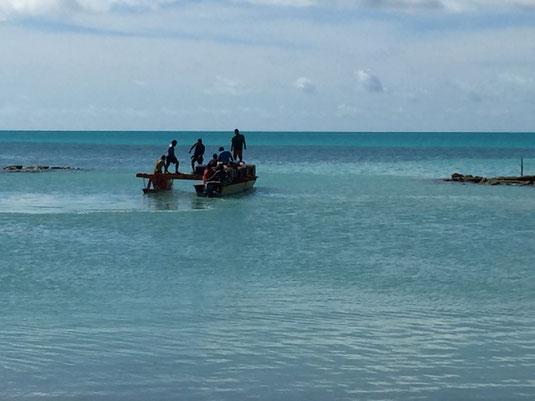 Tarawa, Kiribati, Bairiki