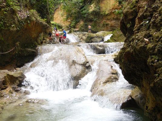 Jamaika, Jamaica, Ocho Rios, Blue Hole