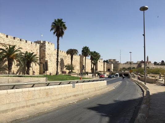 Jerusalem, Altstadt, Jaffa Tor