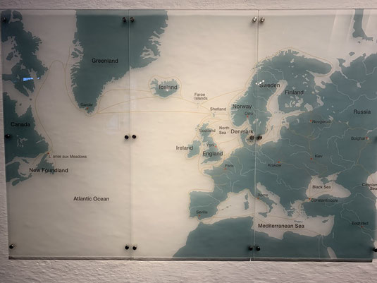 Norwegen, Oslo, Wikinger Museum,