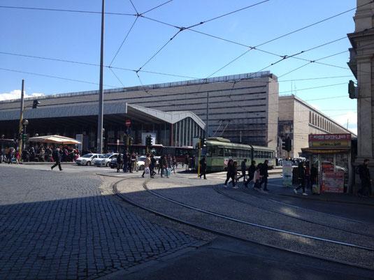 Italien, Rom, Hauptbahnhof, Bahnhof