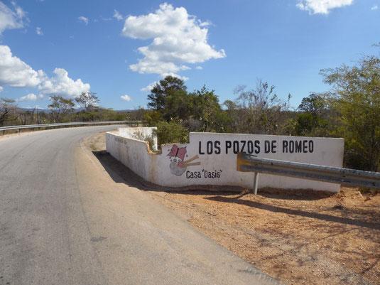 Dom Rep, Dominikanische Republik, Pedernales, Pozo, Los Pozos de Romeo