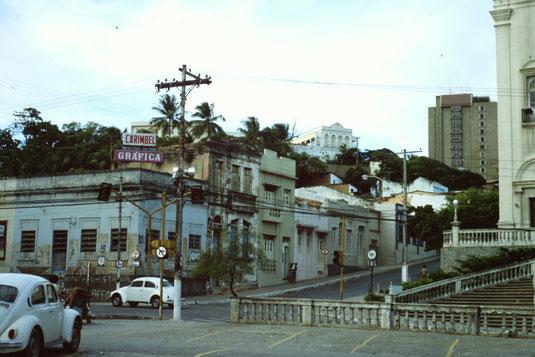 Brasil, Brasilien, Maceio, City, Stadtmitte