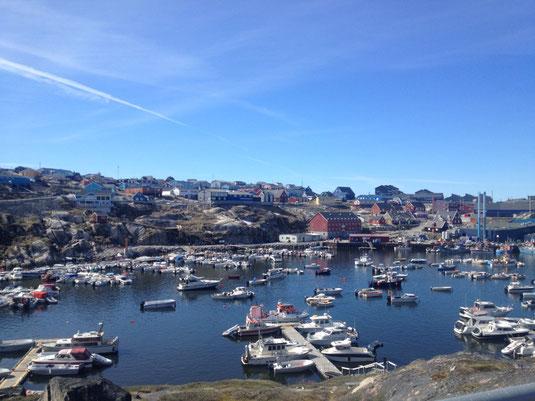 Hafen von Ilulissat