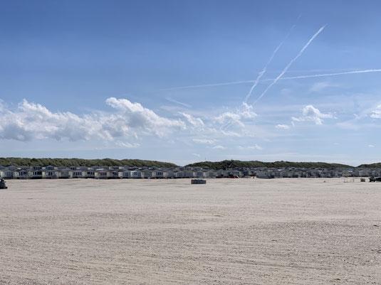 Niederlande, Holland, Amsterdam, Strand, Ijmuiden, Nordsee, baden, Kite surfing, Ferienhaus