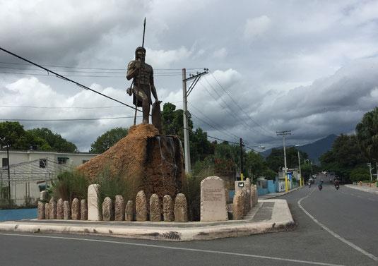 Dom Rep, Dominikanische Republik, Azua, Taino, Enriquillo
