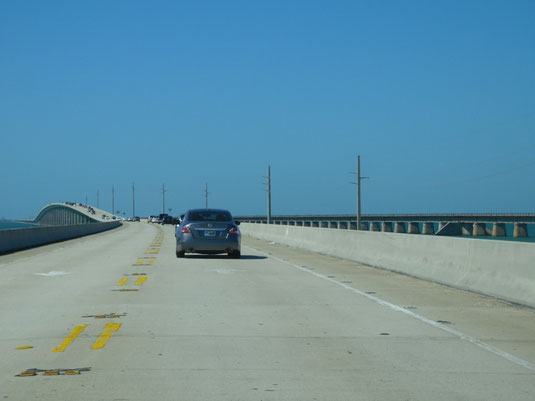 Highway Nr. 1, Florida, Miami, Keys, Key west