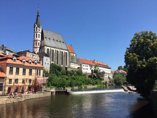 St.-Veit Kirche, Krumlov