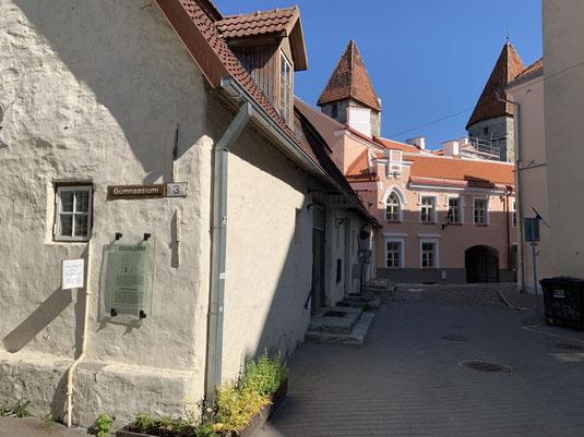 Estland, Tallinn, Reval, Altstadt, Gimnasiumi