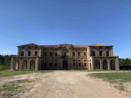 Italien, Sizilien, Sehenswürdigkeit, Enna, Pergusa, Pennisi, Parco Minerario Floristella, Grottacalda, Schwefel Abbau