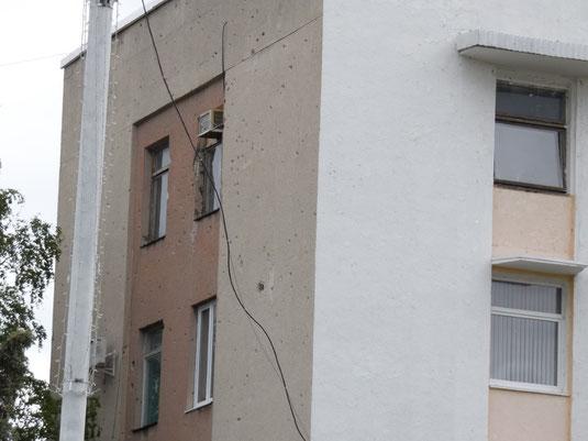 Transnistrien, Tiraspol, Krieg