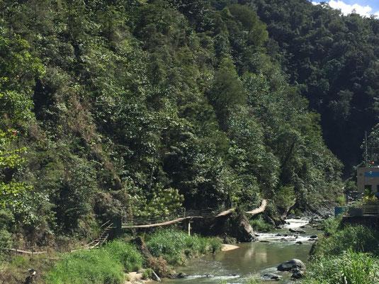 Dom Rep, Dominikanische Republik, Berge, Gebirge, Jarabacoa, Wasserfall Salto de Baiguate