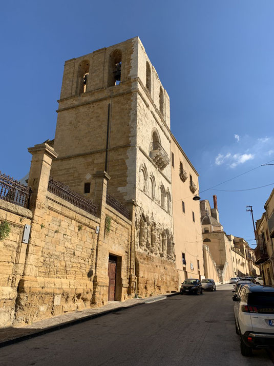 Italien, Sizilien, Sehenswürdigkeit, Agrigento, Kirche, Dom, Kathedrale San Gerlando