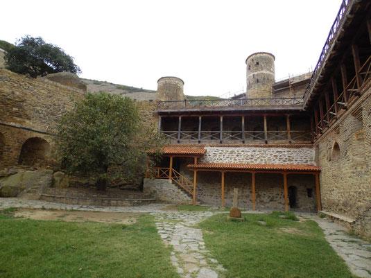 Kloster David Gareja