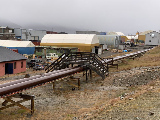 Spitbergen, Svalbard, Longyearbyen