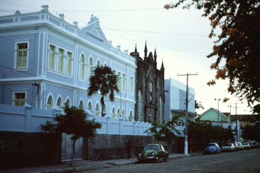 Brasil, Brasilien, Colegio Sacramento, Maceio