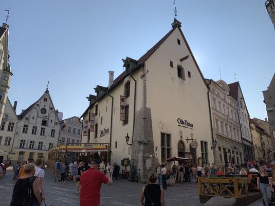 Estland, Tallinn, Reval, Altstadt, Olde Hansa, mittelalterliches Essen, Spezialitäten