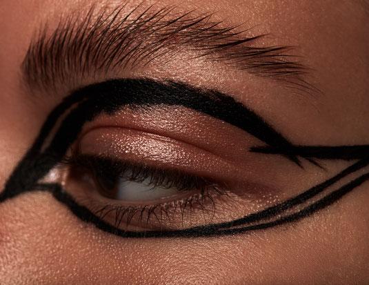 Setzen Sie Ihre Augen mit Nischenkosmetik von Edward Bess in Szene - Mascara | Eyeliner | Lidschatten