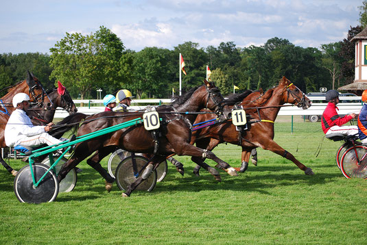 Photo, Facebook Hippodrome Compiègne.