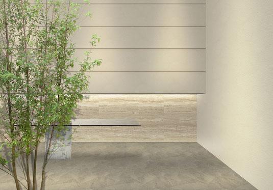 福岡市のインテリアデザイン事務所、店舗設計デザインのnero design office。おしゃれなオフィスの内装工事