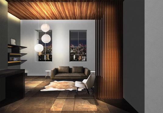 福岡市のインテリアデザイン事務所、店舗設計デザインのnero design office。おしゃれなリノベーションの内装工事