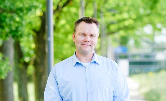 CDU-Bürgermeisterkandidat Björn Tegtmeier