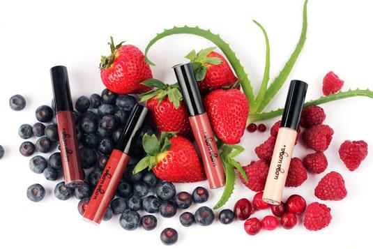 vegane Kosmetik Produkte