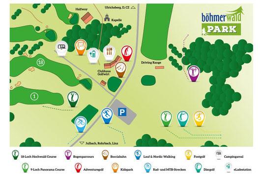 Spaß und Aktion im Böhmerwaldpark, @Böhmerwaldpark