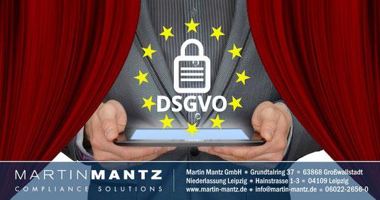 Aktueller Datenschutz in Deutschland / Datenschutzgrundverordnung & Datenschutzrecht in Unternehmen / Martin Mantz GmbH in Grosswallstadt und Leipzig / Digitalisierung nur mit Datenschutz erfolgreich / Sachsen-Anhalt muss noch aufholen