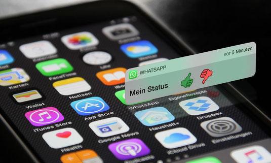 Aktueller Datenschutz in Deutschland / Datenschutzgrundverordnung & Datenschutzrecht in Unternehmen / Datenschutzpolitische Sprecherin Katharina König-Preuss: Whatsapp erst ab 16 löst kein Problem