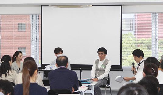 国内外移植者、コーディネーター、心臓移植待機者によるトークセッション