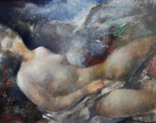 Exposition de Noël, galerie, galerie de tableaux, Hermanjat, Bosshard, Monsred, Mentha, Vuillermet, plareforme 10, Clément, peintres vaudois