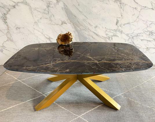 marmer en graniet salontafels en bijzettafels