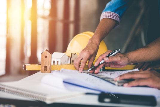 Architektenleistung Planung Projekte
