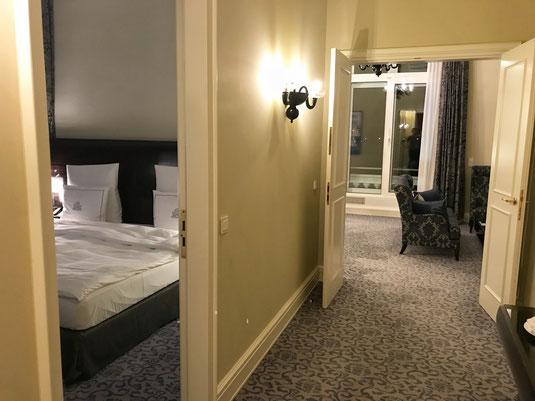 Superior Suite im Hotel Atlantic