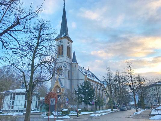 Evangelische Stadtkirche Bad Reichenhall